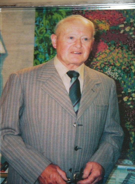 Ouvrir l'image : «Charles KLEINMANN,<br>fondateur en 1938»